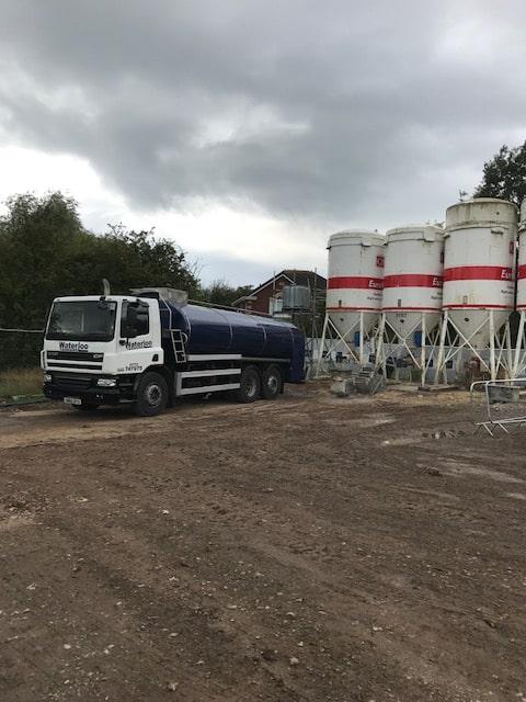 Waterloo Tankers Bulk Water Delivery