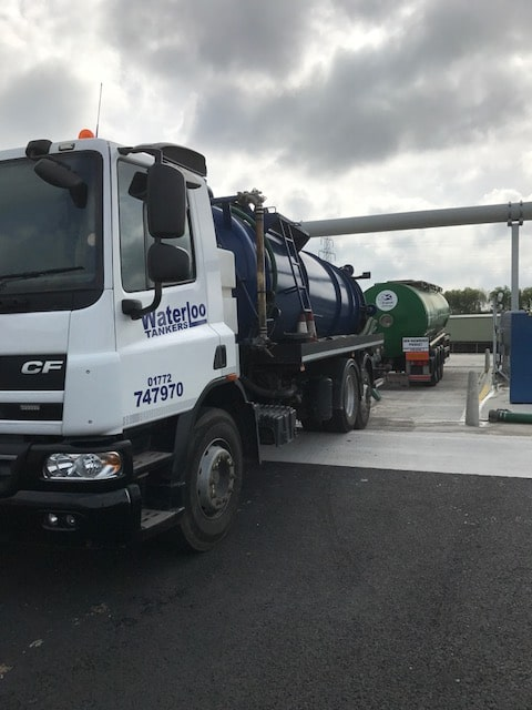 Waterloo Tankers Septic Tank Emptying